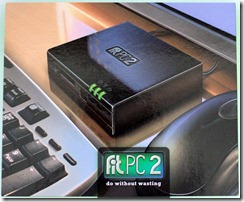 fit-PC2 Box Front